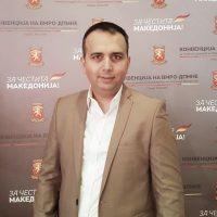 Erdjan Demir dobinga nevo 4re bershengoro Mandati taro VMRO-DPMNE